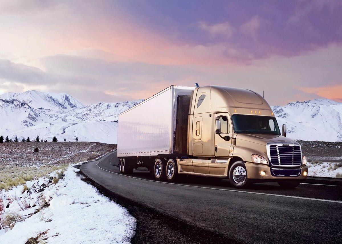 Картинки с грузовым автомобилем