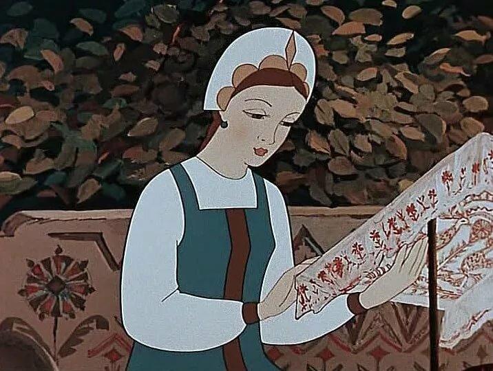 Картинки к сказке сказка о семи богатырях