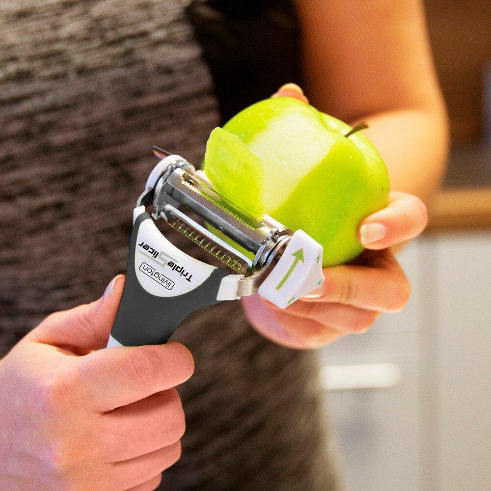 Triple Slicer для нарезки овощей и фруктов в Коврове