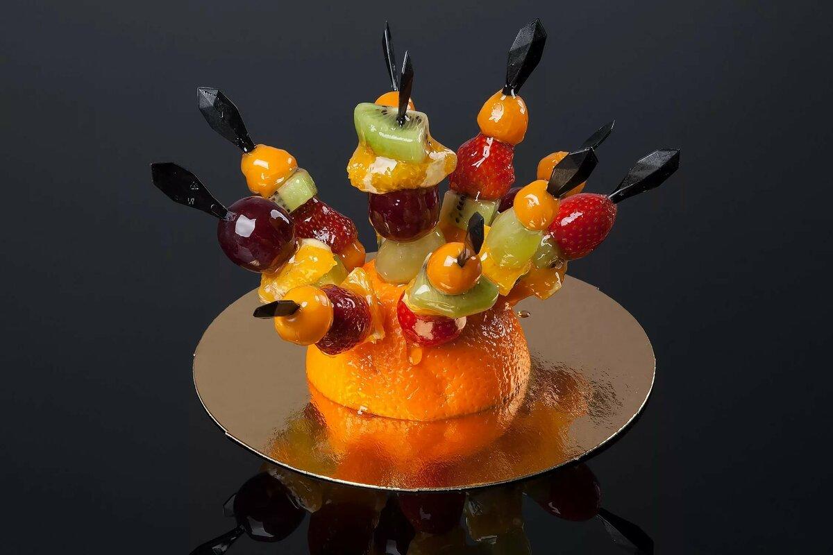 тая шашлычки из фруктов картинки столика рассчитывалась кол-ва