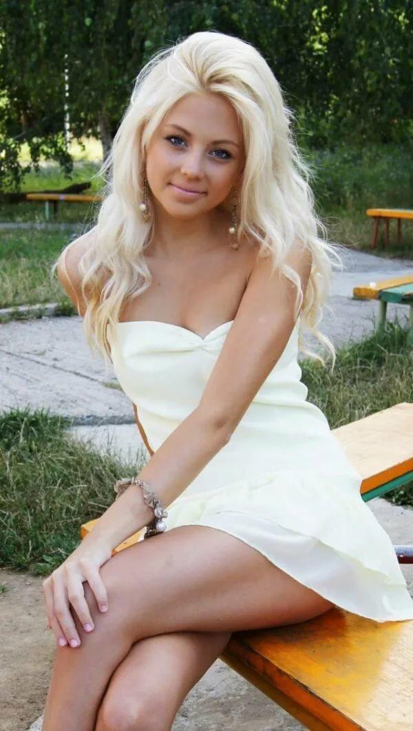 блондинки фото из соцсетей - 6
