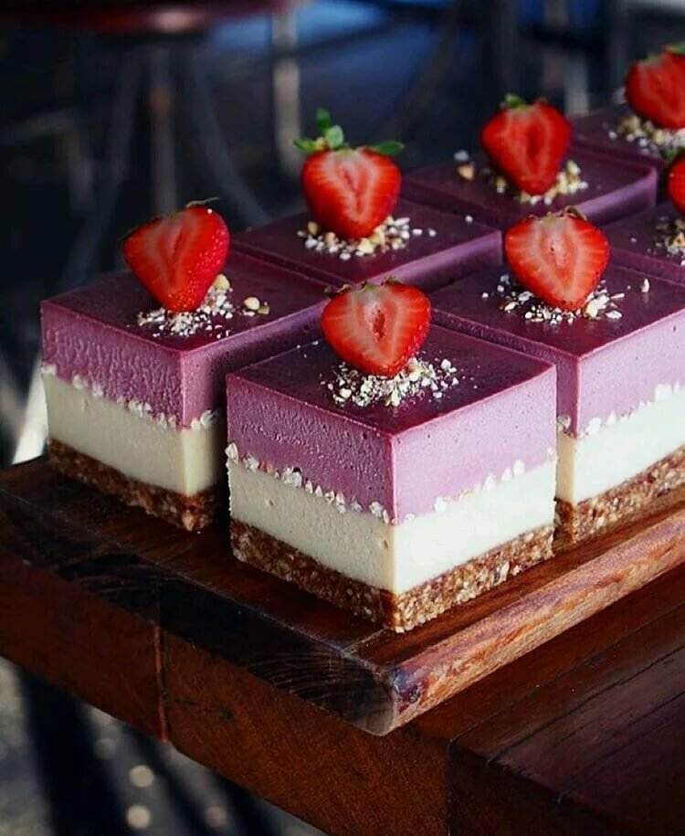 Картинки вкусняшки торты