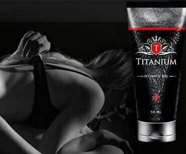 Titanium - крем для увеличения члена в Броварах