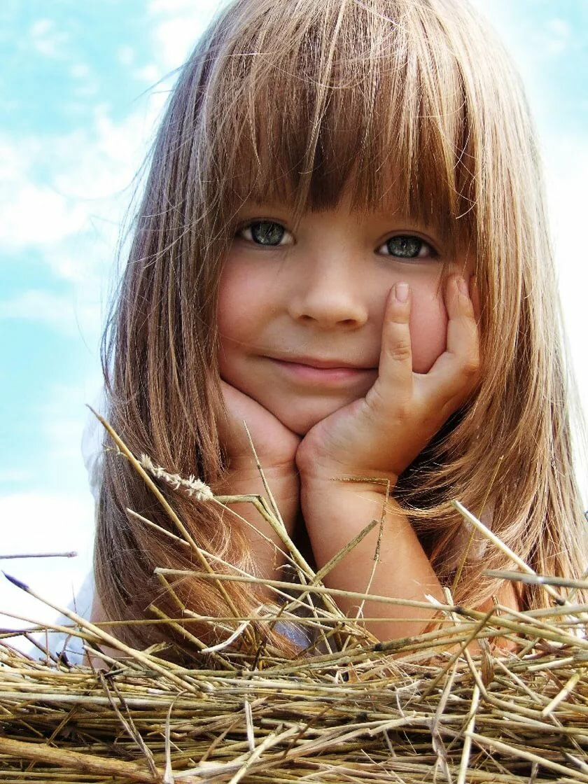 Маленькие девушки прикольные картинки