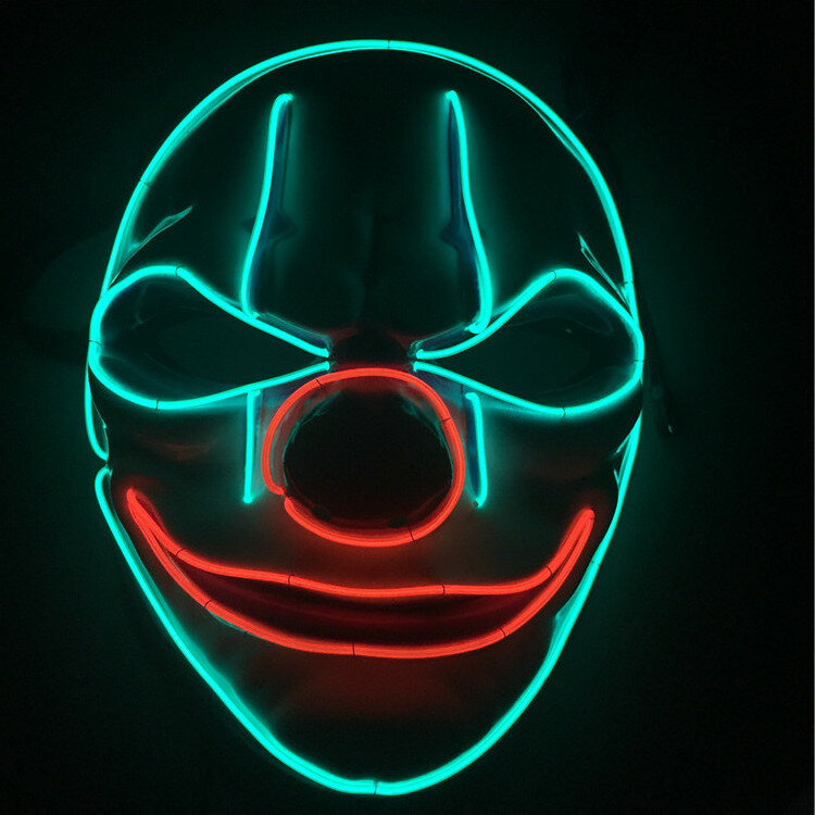 посиделки картинки со светящимися масками красивые
