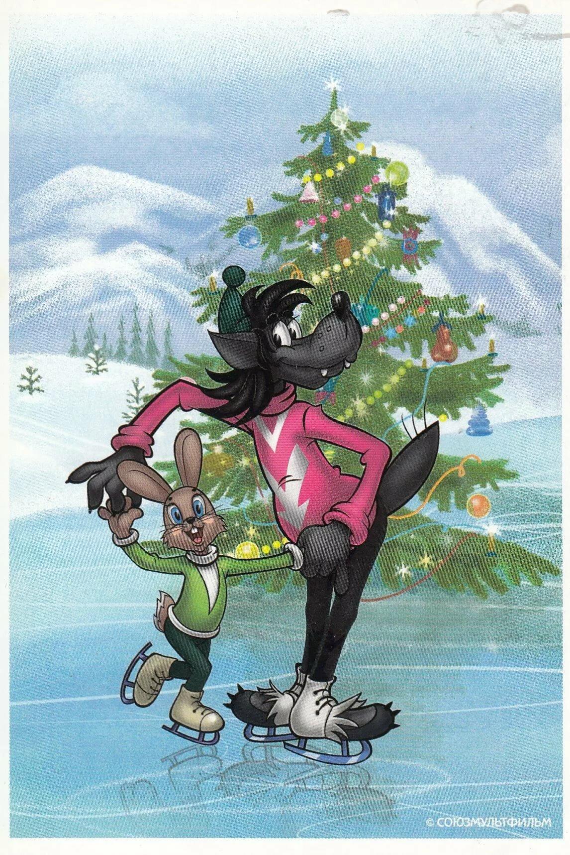 исследование картинка волка на коньках словам нади
