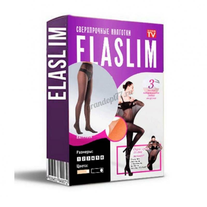 ElaSlim - нервущиеся колготки в Туле
