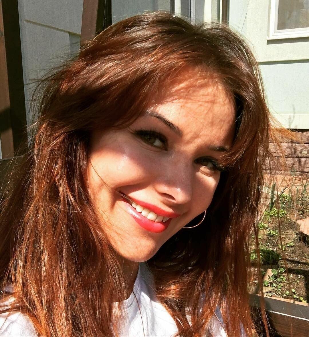 фото оксаны федоровой без макияжа нет