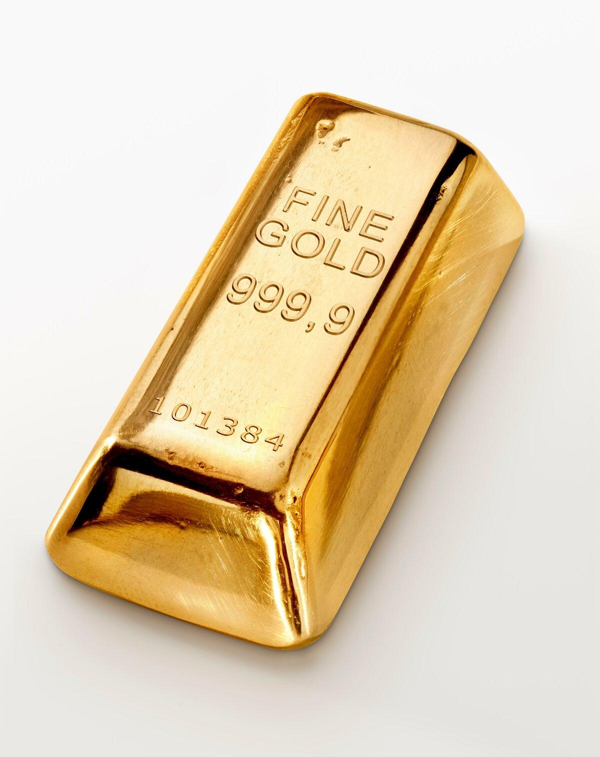 Золото слитки картинка