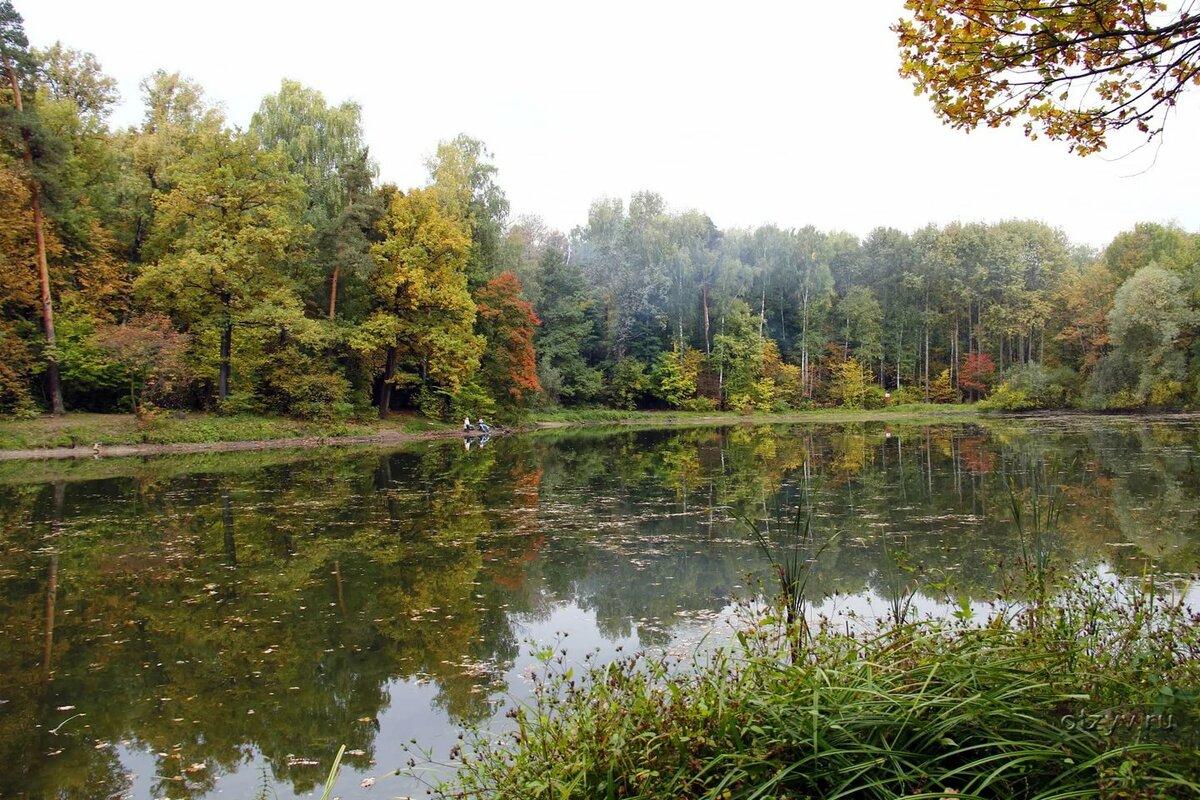 картинка измайловского парка несколько