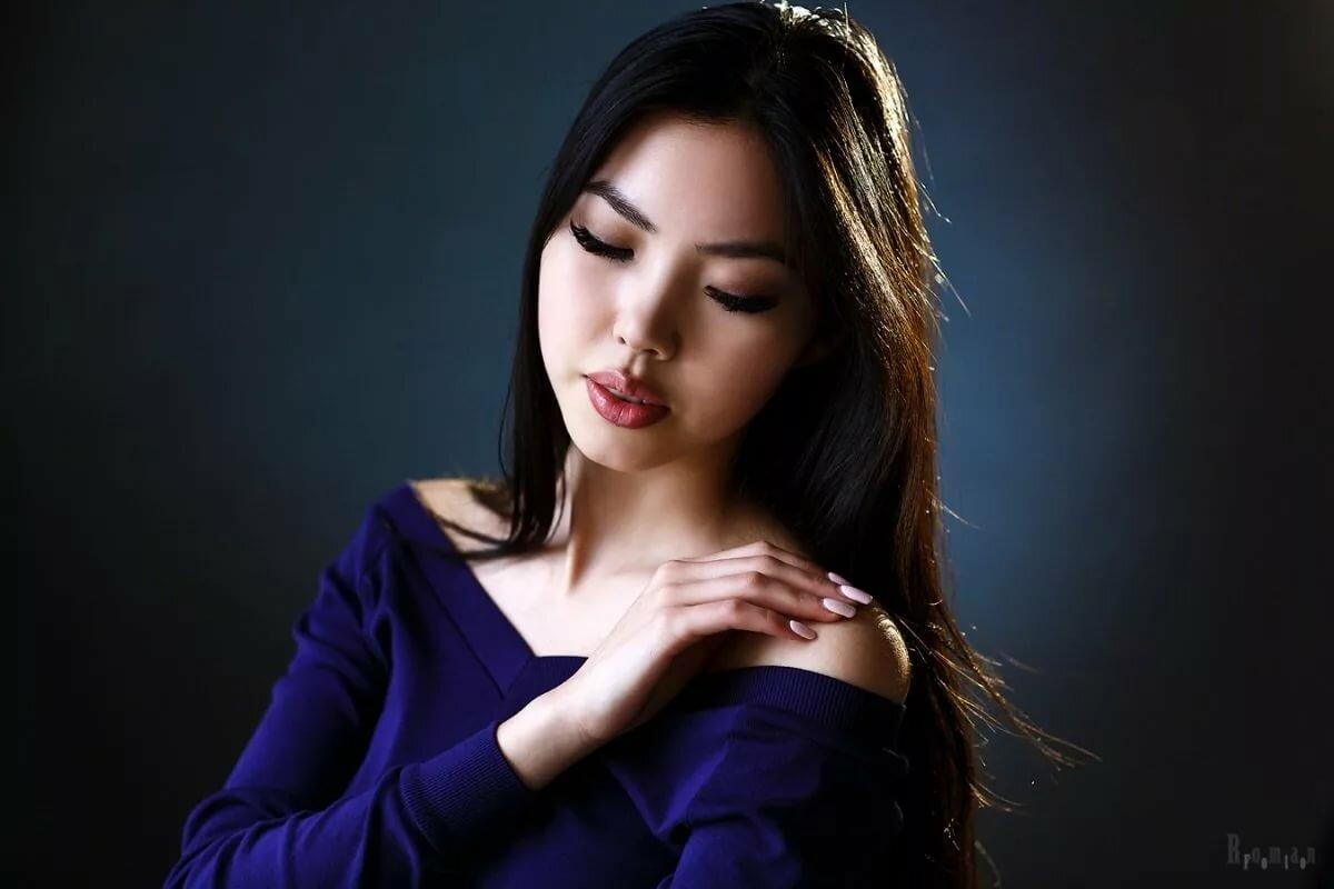 Красивые картинки девушки казашки