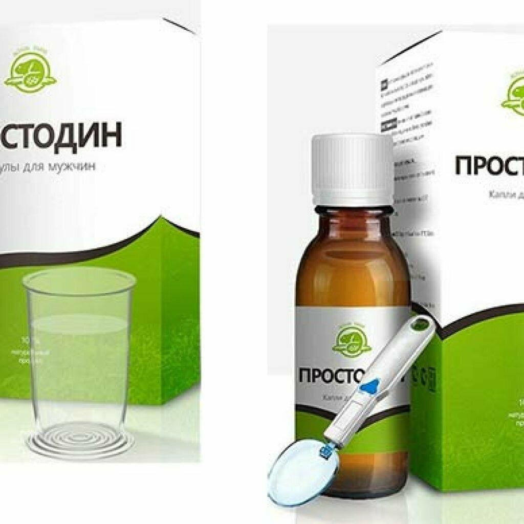 Простодин - капли от простатита в Иркутске