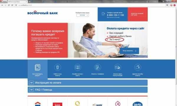 Рефинансирование кредита в восточном экспресс банке онлайн заявка