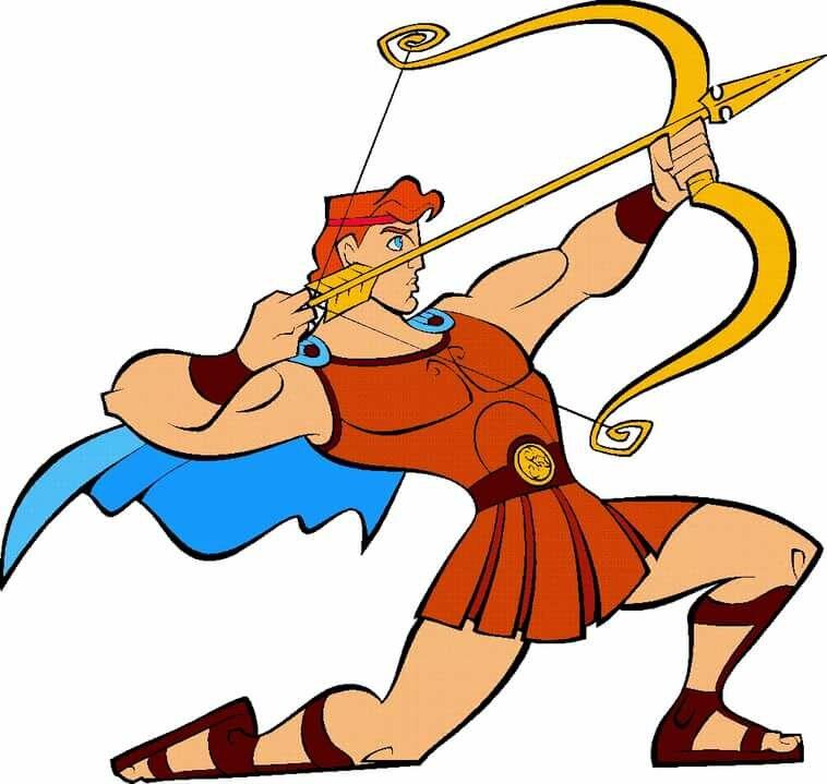 приятные герои легенд древней греции картинки пока сохнет