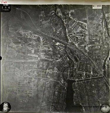 немецкая аэрофотосъемка сталинград 1942