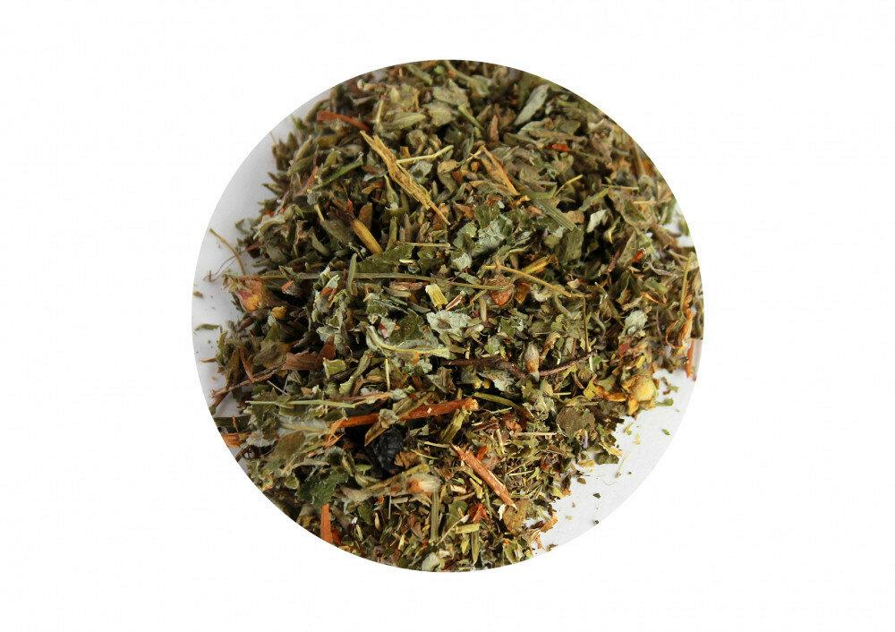 Монастырский сердечный чай в Туркестане