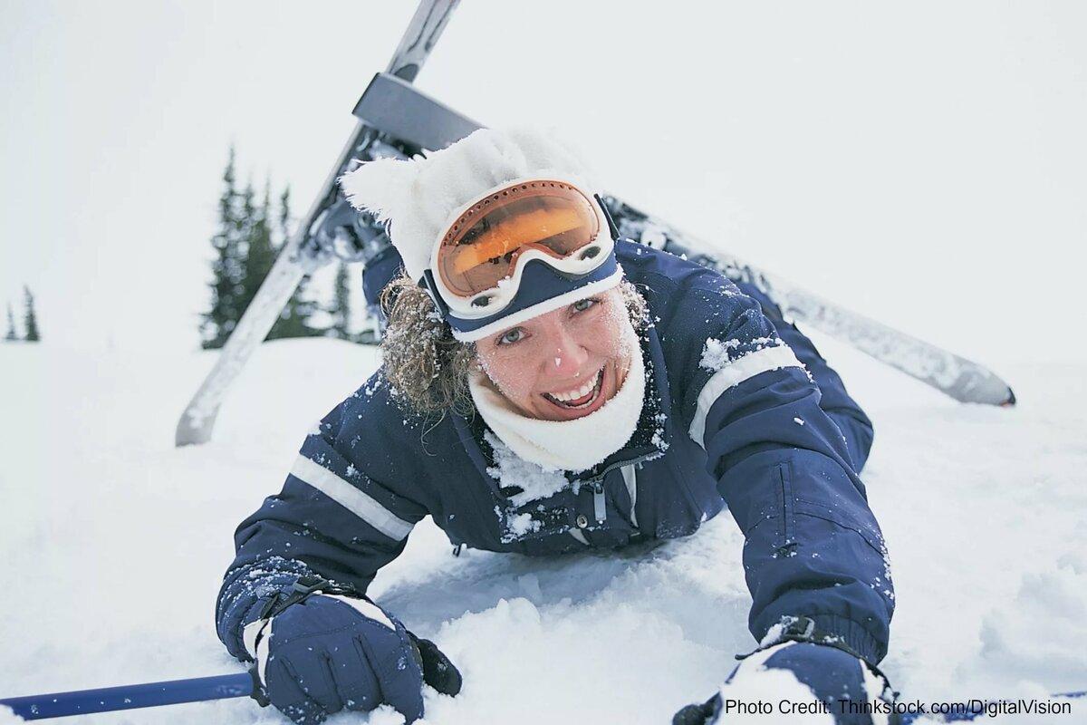 картинки с лыжницами меня