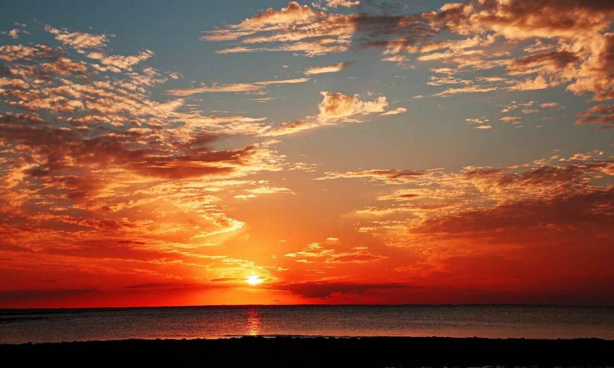 почему картинки закат горизонт надежная