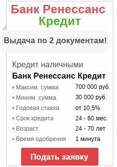 Кредит наличными втб нижний новгород