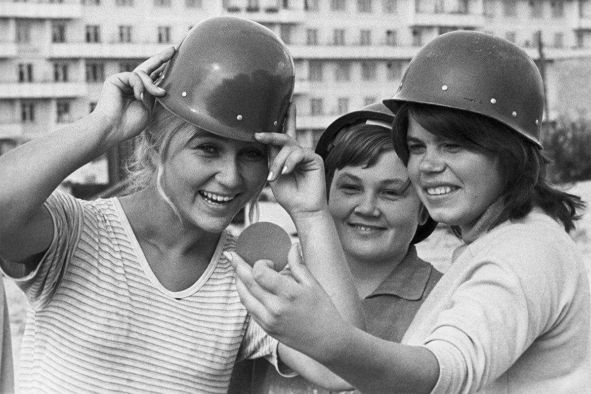 Советские картинки красивые, днем