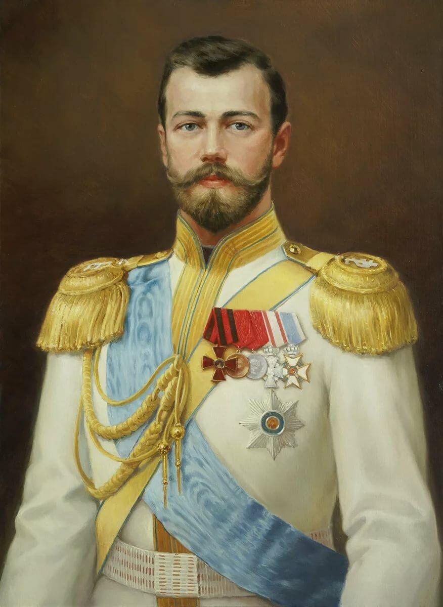 картинки императора николая второго