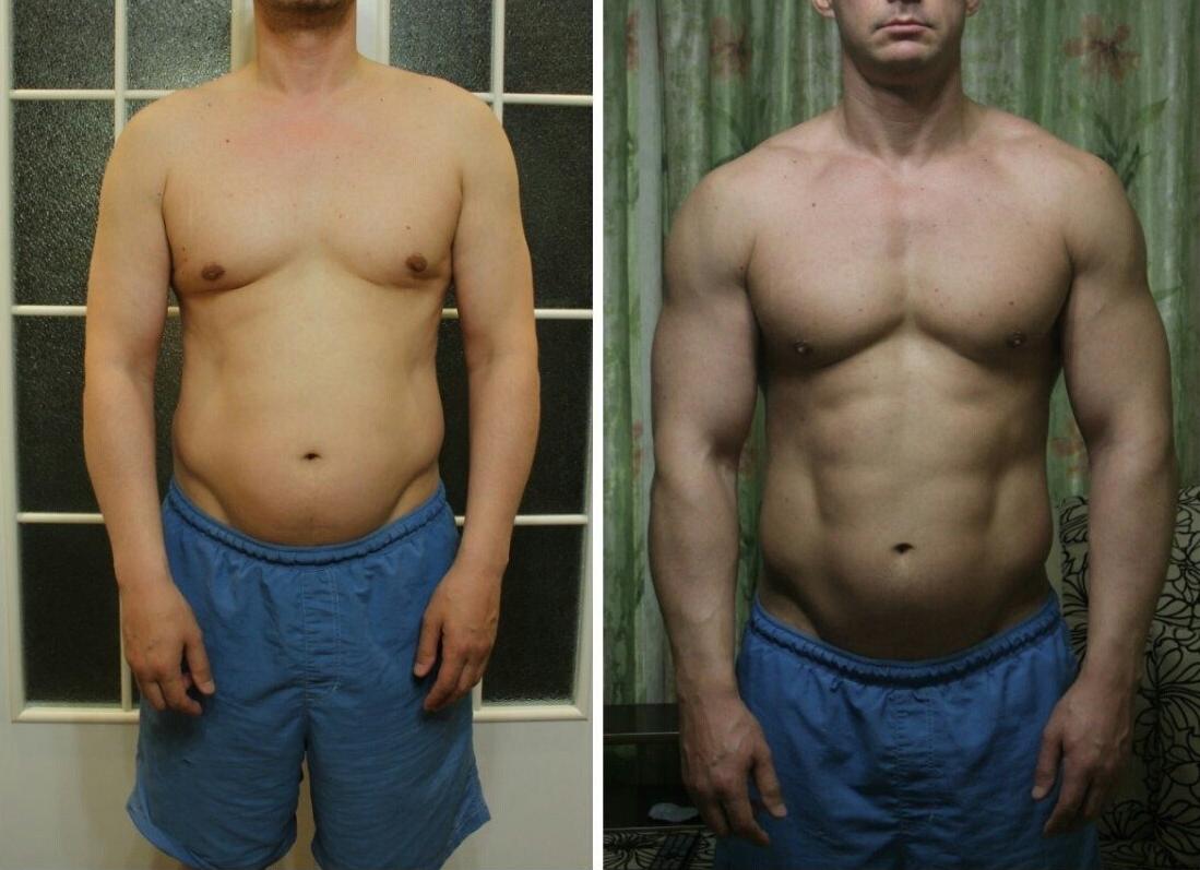 химия для похудения для мужчин