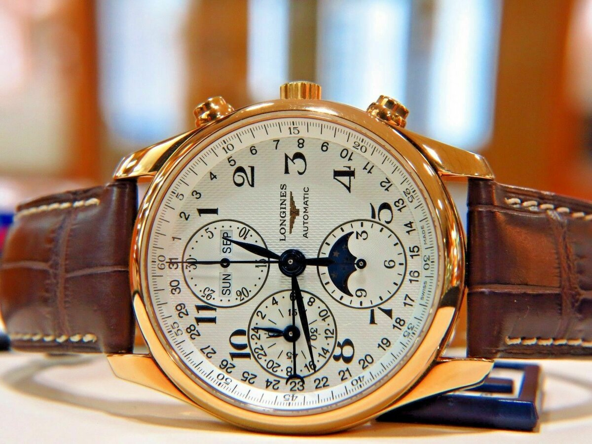 Часы Longines Master Collection в Королёве