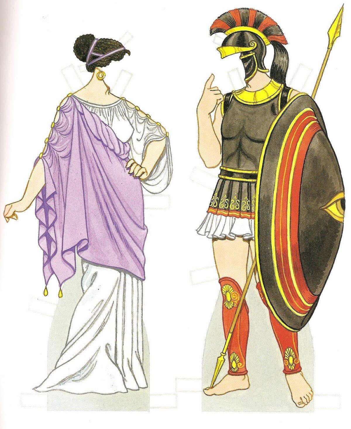 картинка древний грек некиим царстве