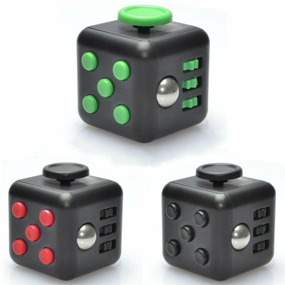 Fidget Cube - устройство-антистресс в Краматорске