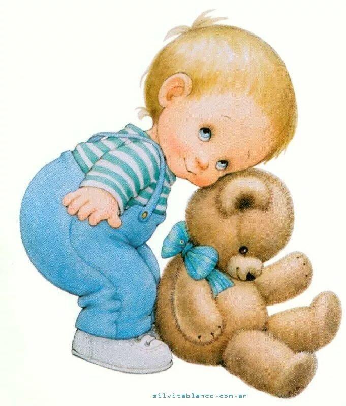 Иллюстрации картинки для маленьких детей