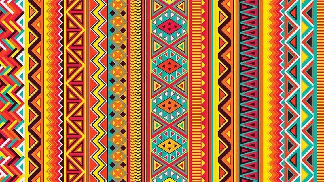 Картинки этнический узоры
