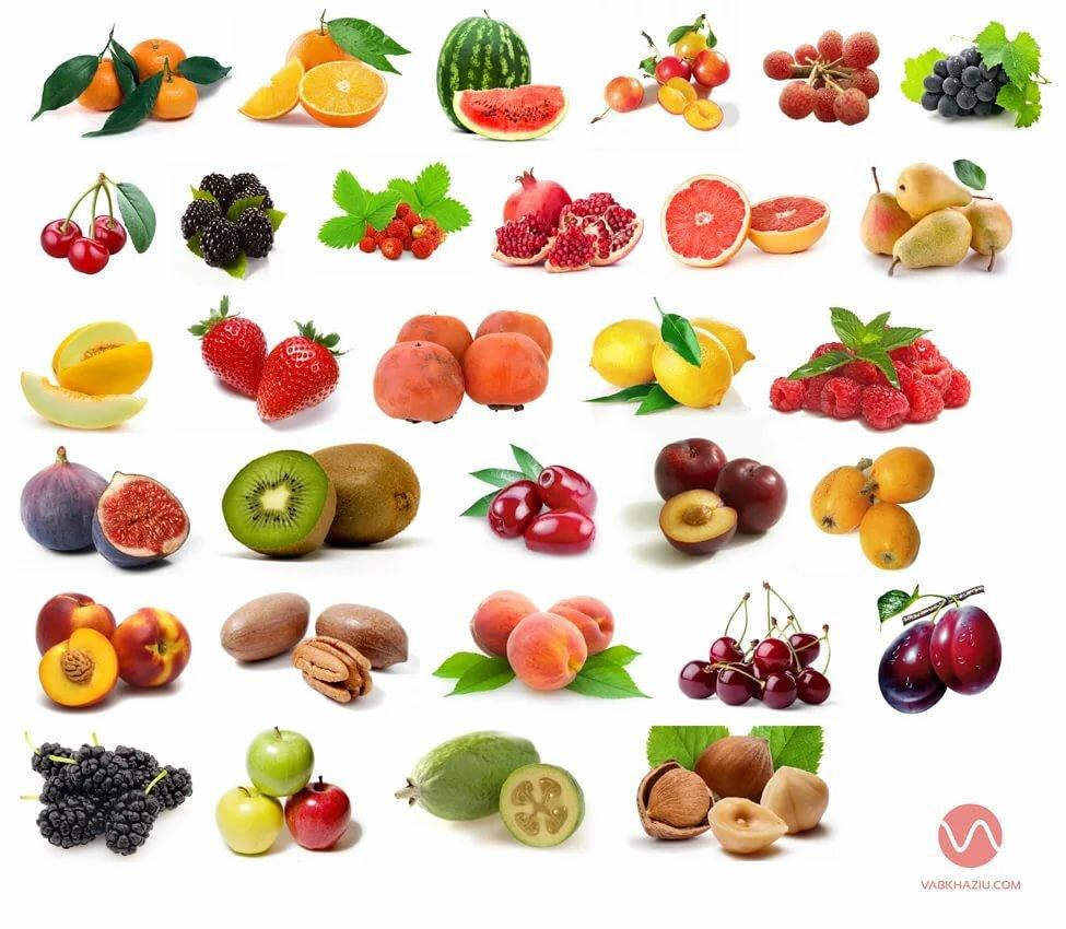 Картинки какие есть фрукты