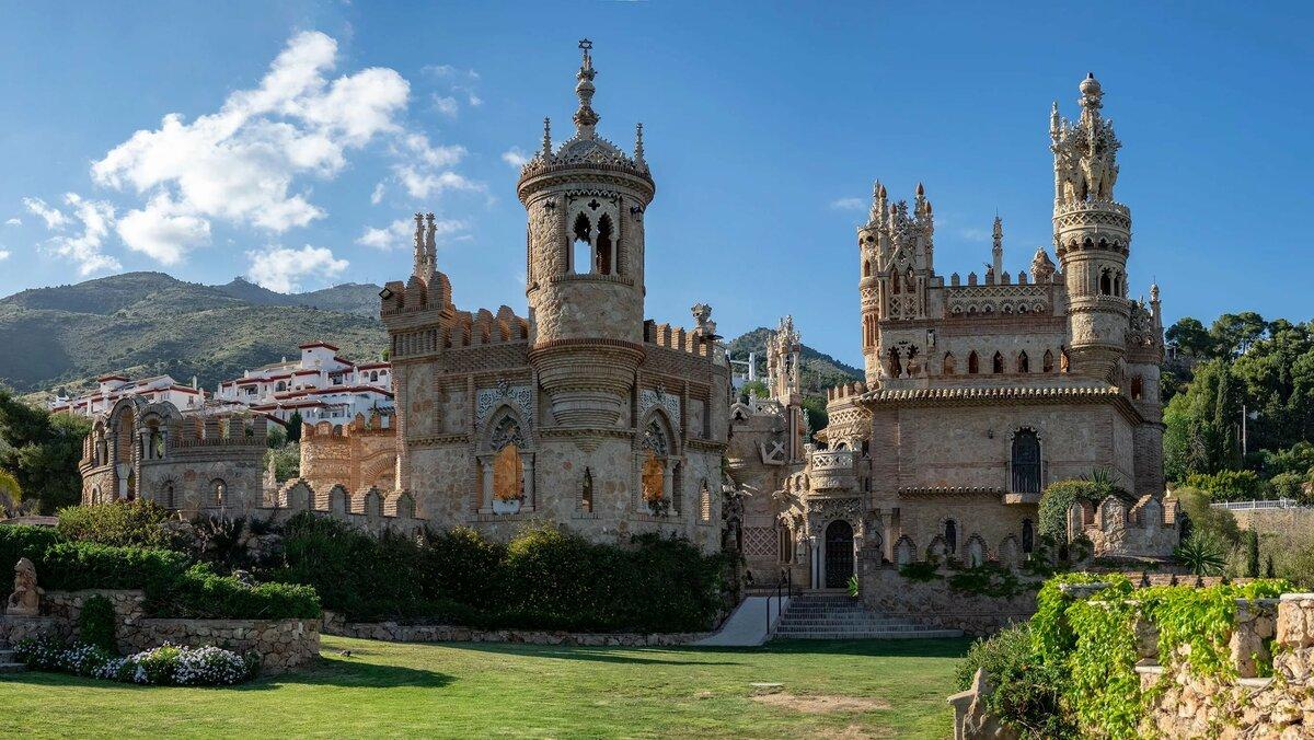 данным интерфакса, самые красивые замки испании фото панно, картины