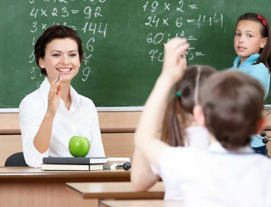Картинки современного учителя начальных классов