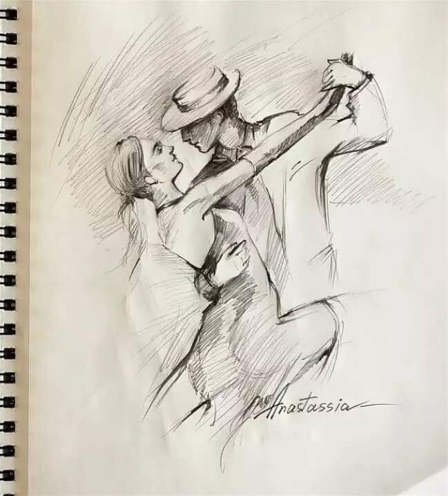 Надписями растовании, танец в картинках рисуем