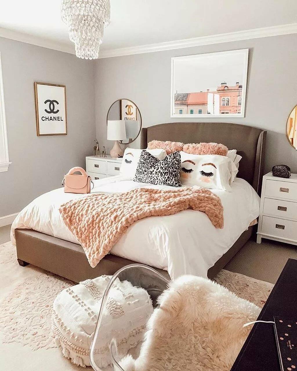 Bedroom teen wild