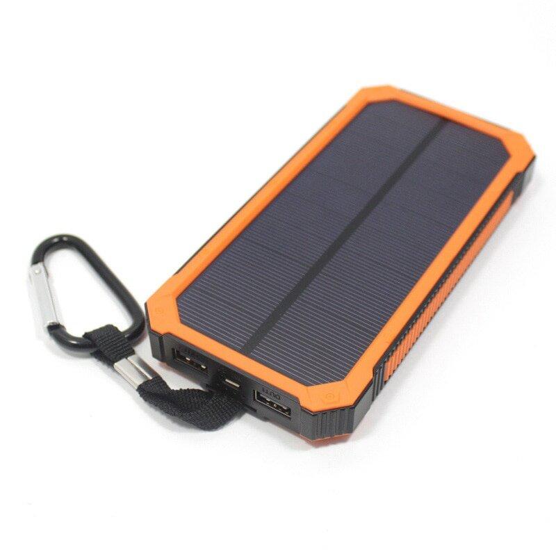 PowerBank Extreme на солнечных батареях