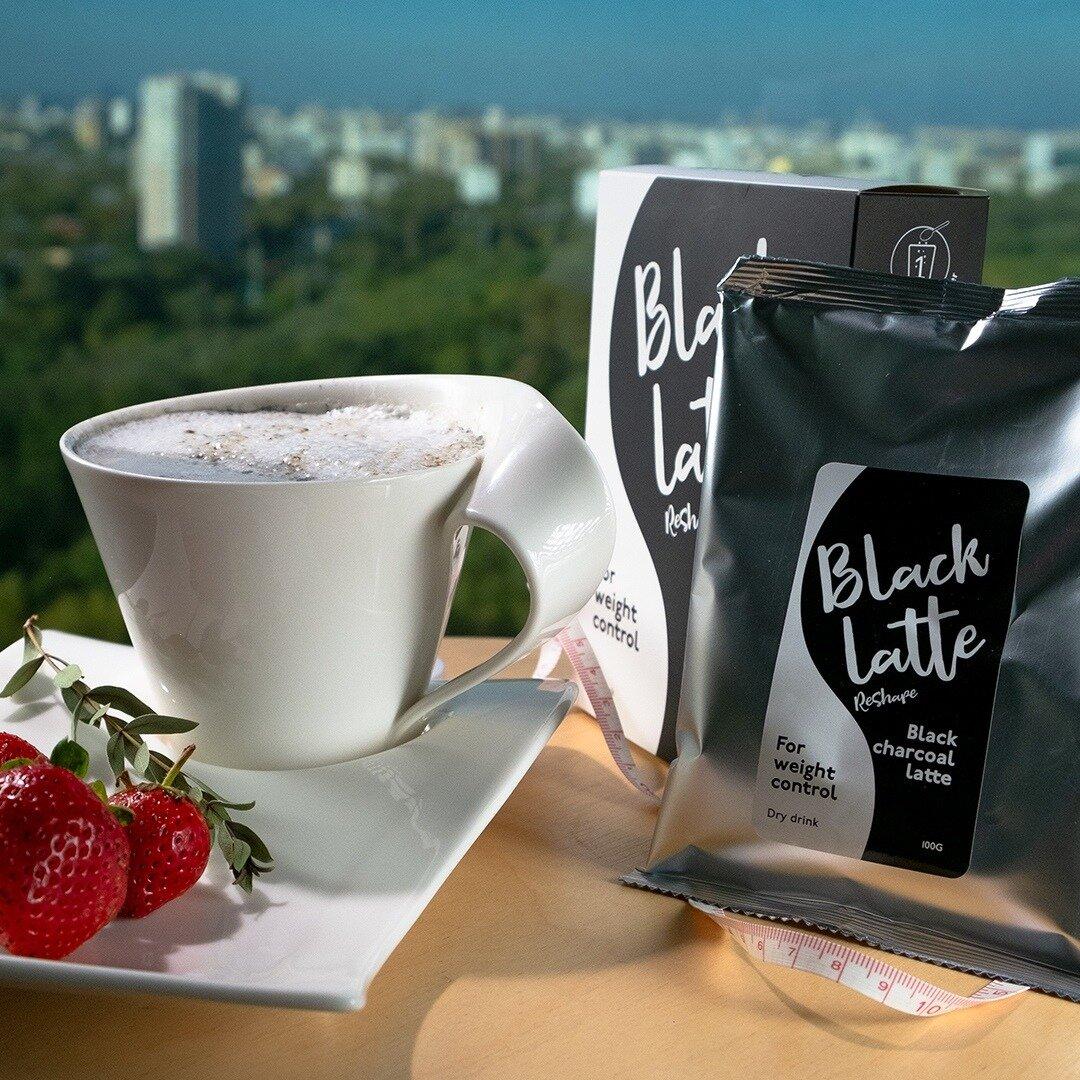 BLACK LATTE для похудения в Лыткарине