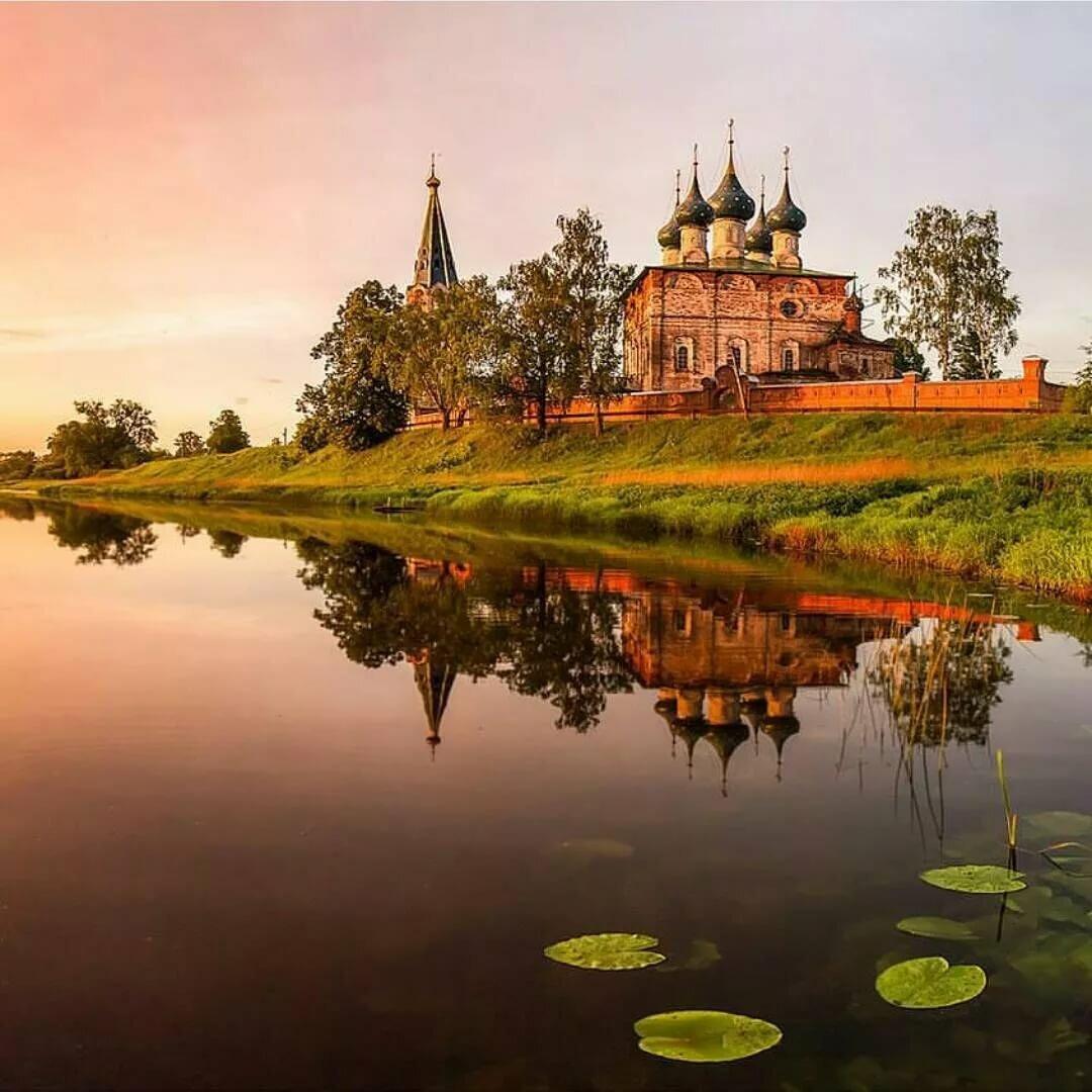 красивые фотографии пейзажей россии артистки