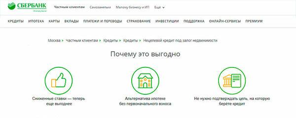 Сбербанк кредит наличными без поручителей без справок онлайн заявка без первоначального взноса