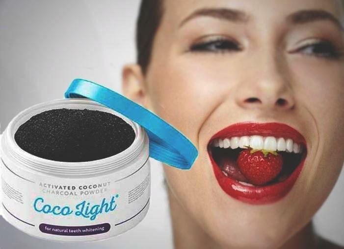 Coco Light для отбеливания зубов в Балаково