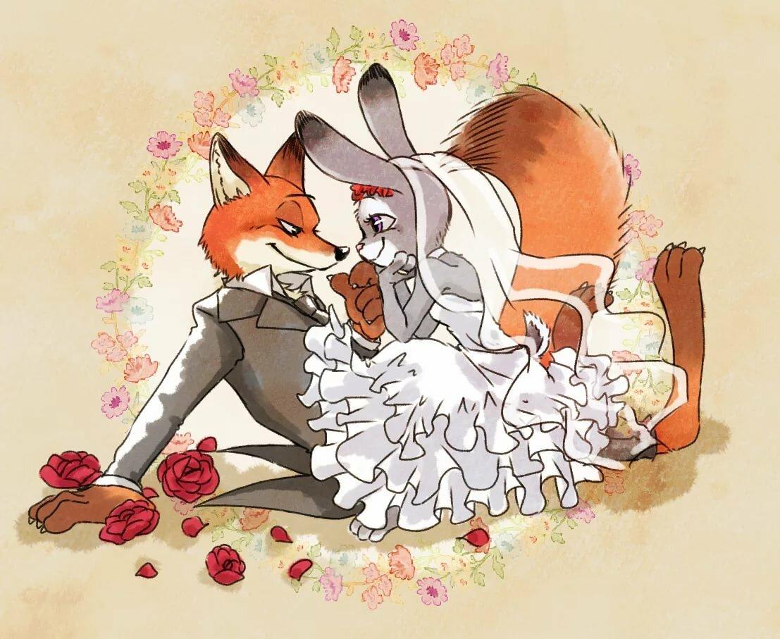 мультяшные картинки лисы и зайца смоктуновского