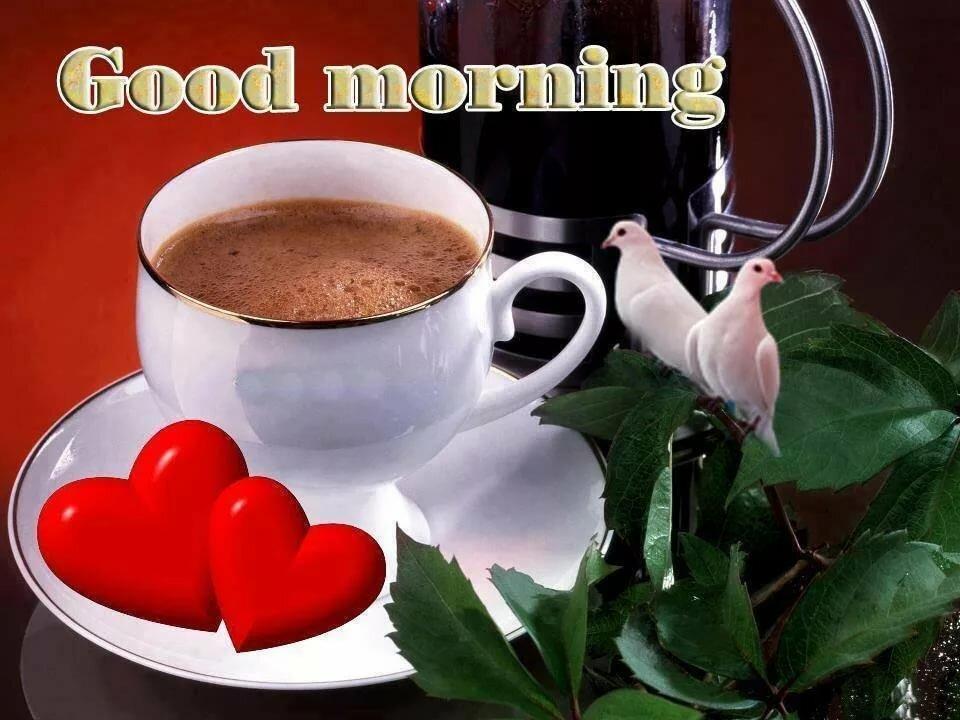 Картинки анимации доброе утро любовь моя, картинки пожелания новый