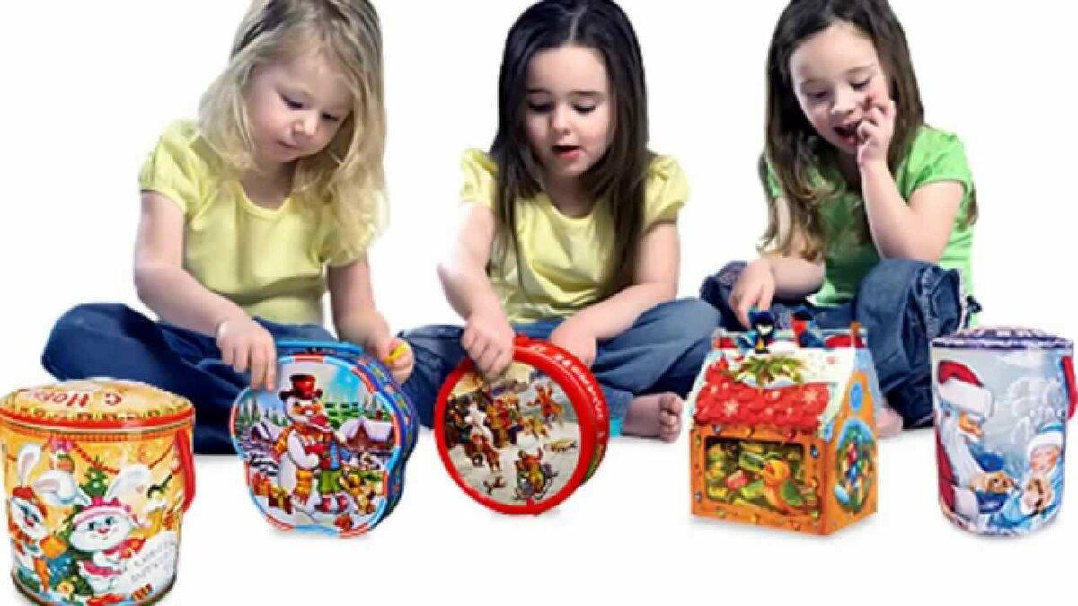 доказанный что можно подарить детям на новый год в картинках понравились