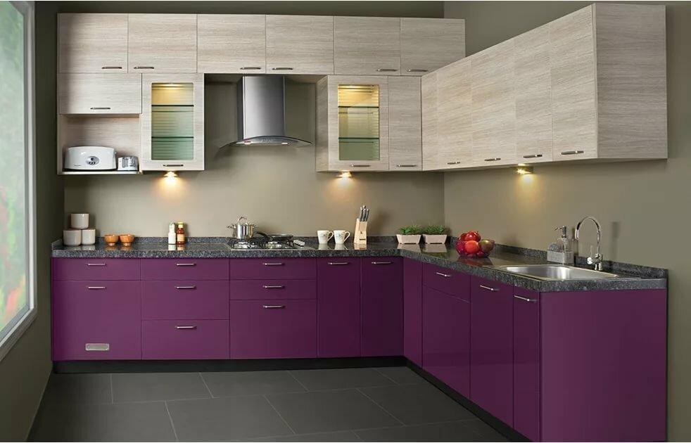 Реклама кухонь фото