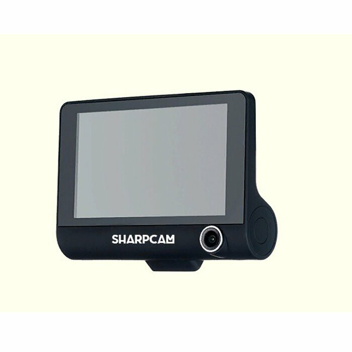Видеорегистратор с GPS, антирадаром и 3 камерами в Осинниках