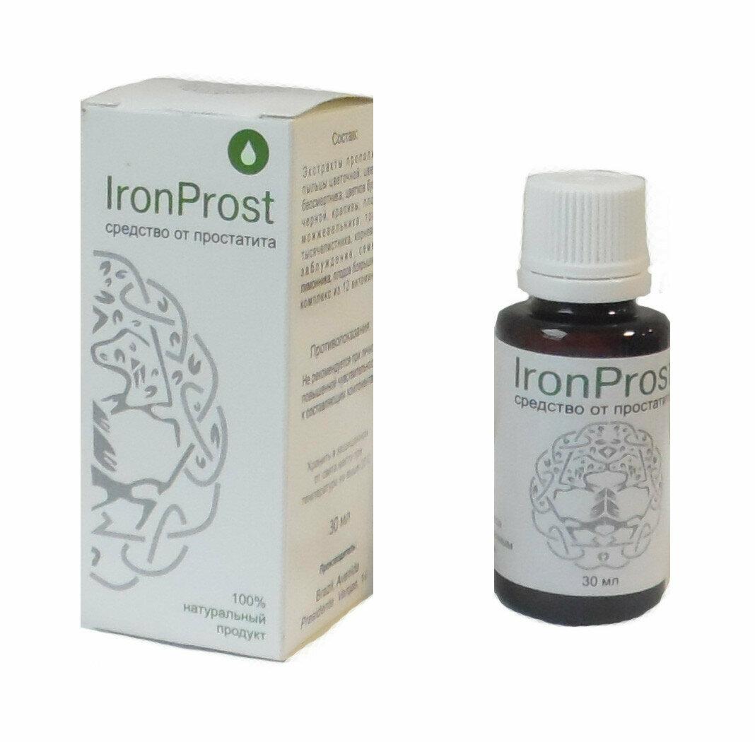 IronProst от простатита в Сухом