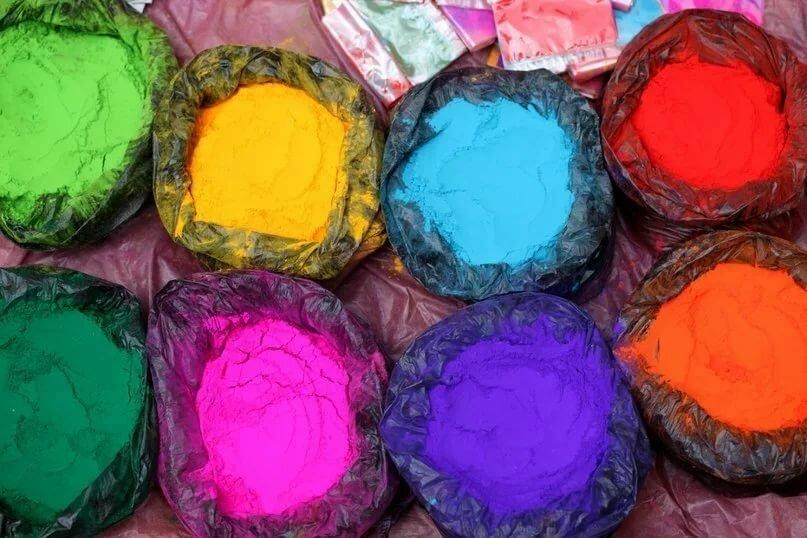 краски холли картинки пакетики этойстатье решили собрать
