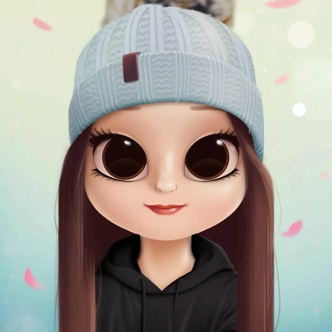 Красивые картинки на аватарку в ютуб для девочек