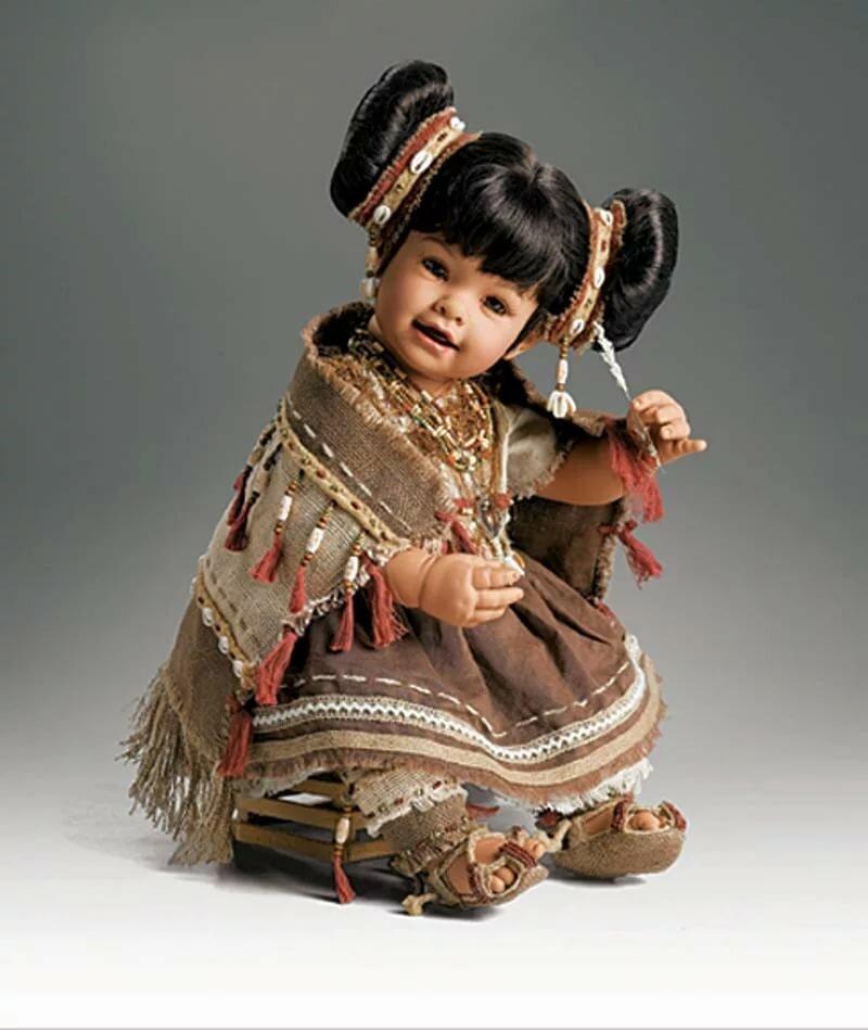 Кукла чукча костюм фото